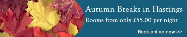 autumn breaks at the chatsworth hotel hastings